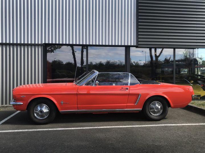 Ford Mustang 260 CI strocké 302 CI poppy red - 3