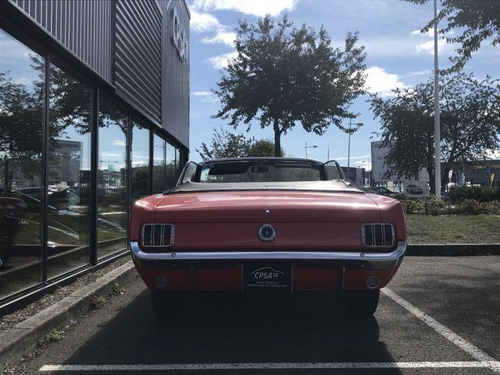 Ford Mustang 260 CI strocké 302 CI poppy red - 8