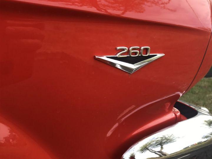 Ford Mustang 260 CI strocké 302 CI poppy red - 11