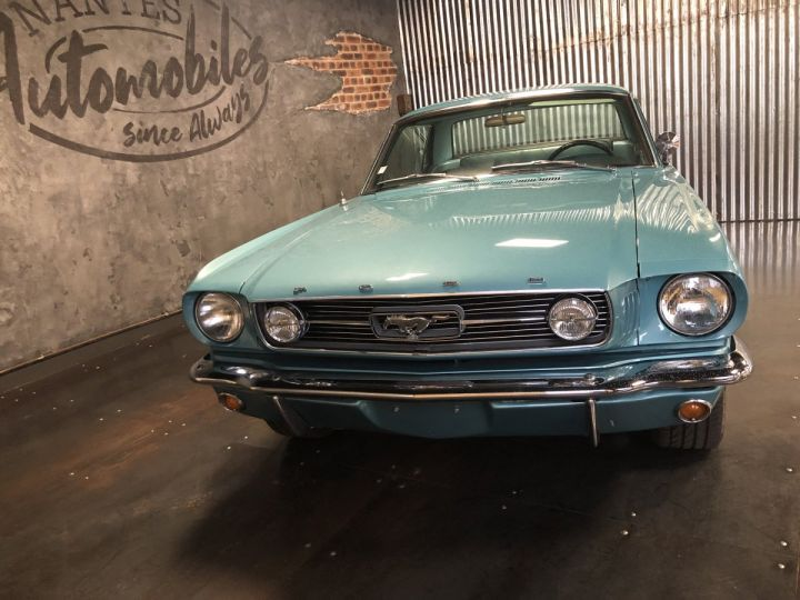 Ford Mustang 4,7l 289 CI turquoise - 3