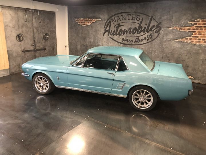 Ford Mustang 4,7l 289 CI turquoise - 6