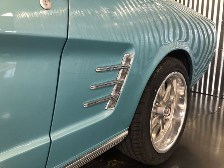 Ford Mustang 4,7l 289 CI turquoise - 8
