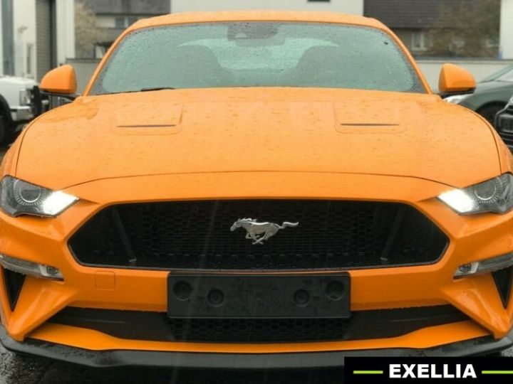 Ford Mustang 5.0 V8 GT PERFORMANCE ORANGE Occasion - 1