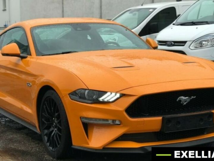 Ford Mustang 5.0 V8 GT PERFORMANCE ORANGE Occasion - 3
