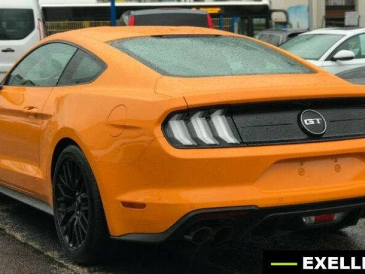 Ford Mustang 5.0 V8 GT PERFORMANCE ORANGE Occasion - 4