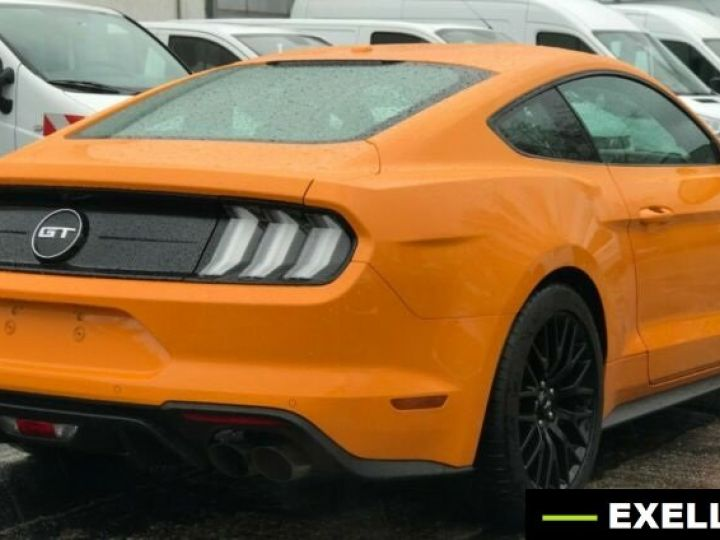 Ford Mustang 5.0 V8 GT PERFORMANCE ORANGE Occasion - 5