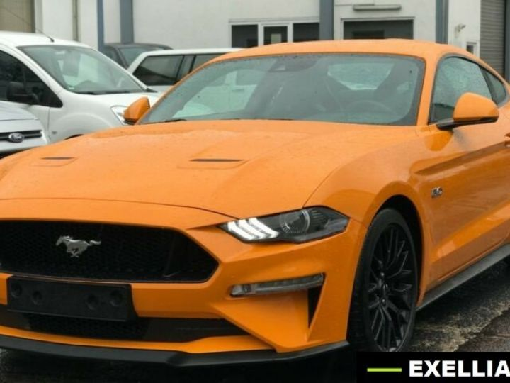 Ford Mustang 5.0 V8 GT PERFORMANCE ORANGE Occasion - 13