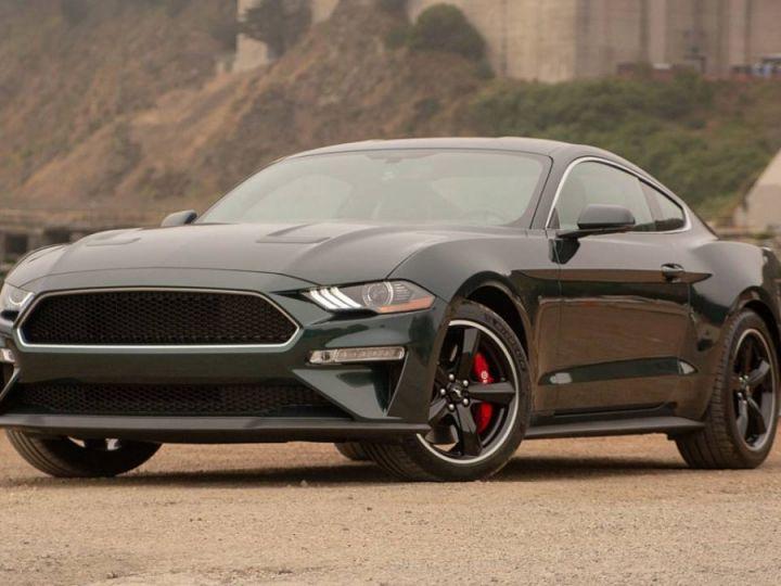 Ford Mustang Bullitt Magnetic Ride Coupé - MALUS INCLUS - 7 ANS GARANTIE/Européenne Vert highland Neuf - 1