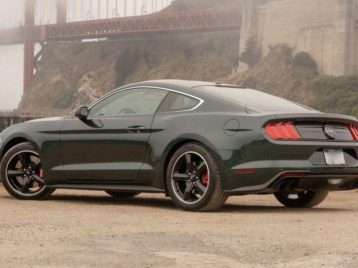 Ford Mustang Bullitt Magnetic Ride Coupé - MALUS INCLUS - 7 ANS GARANTIE/Européenne Vert highland Neuf - 2