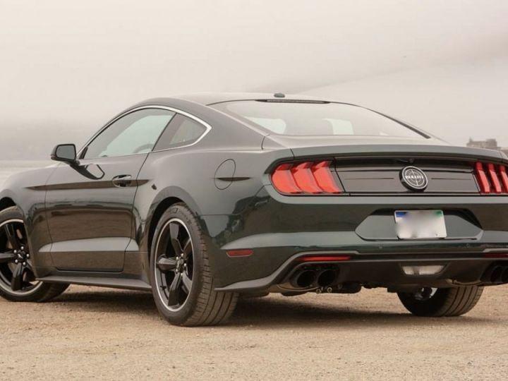 Ford Mustang Bullitt Magnetic Ride Coupé - MALUS INCLUS - 7 ANS GARANTIE/Européenne Vert highland Neuf - 4