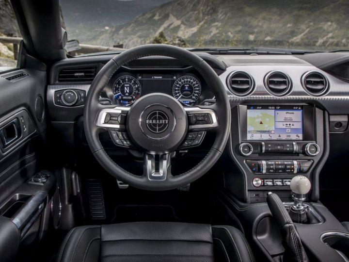 Ford Mustang Bullitt Magnetic Ride Coupé - MALUS INCLUS - 7 ANS GARANTIE/Européenne Vert highland Neuf - 7