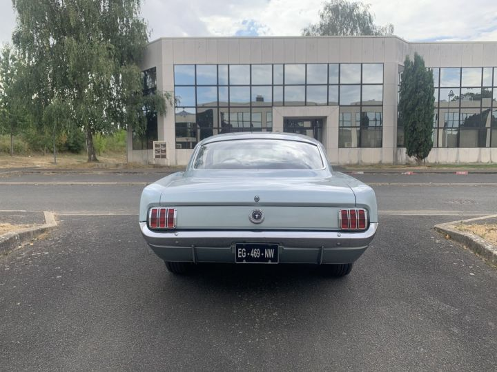 Ford Mustang Fastback  Gris/bleu Occasion - 4