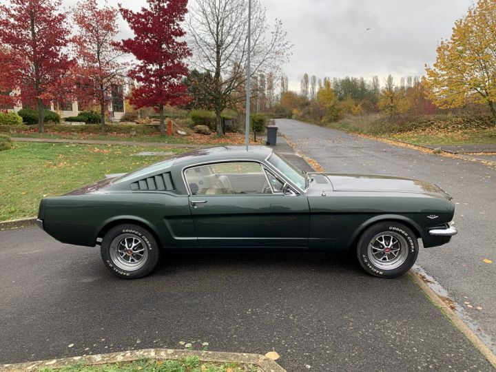 Ford Mustang fastback vert  Occasion - 3
