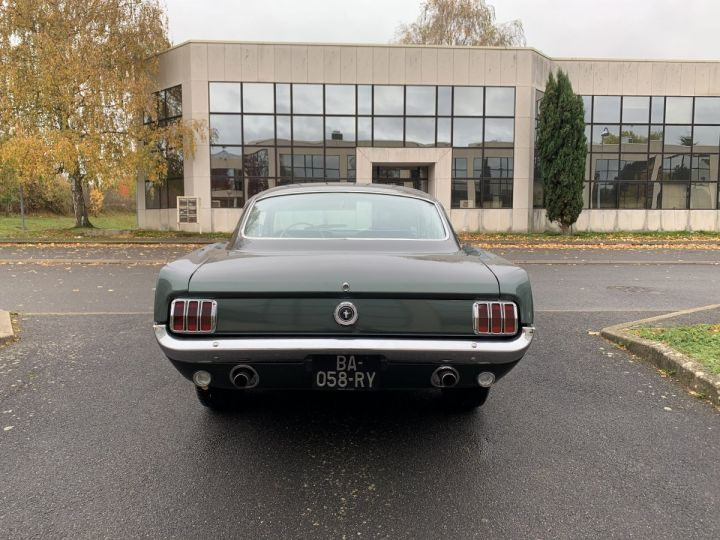 Ford Mustang fastback vert  Occasion - 4