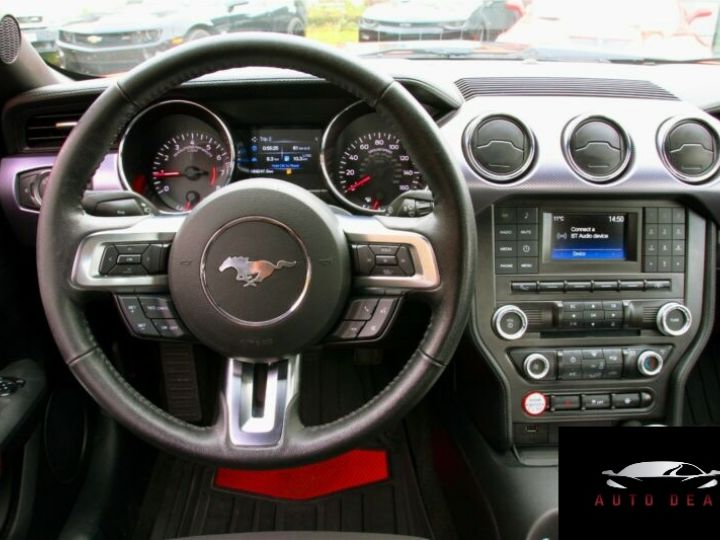 Ford Mustang Fastback 2.3 EcoBoost / GT 19 pouces ROUGE - 3