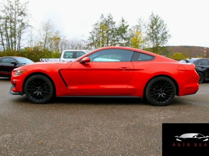 Ford Mustang Fastback 2.3 EcoBoost / GT 19 pouces ROUGE - 13