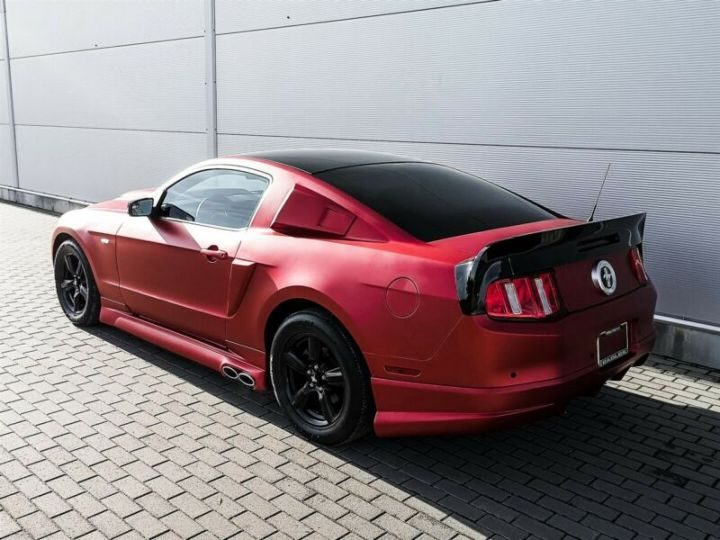 Ford Mustang Fastback 3.7l V6 BVA ROUGE - 2
