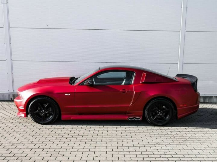 Ford Mustang Fastback 3.7l V6 BVA ROUGE - 7