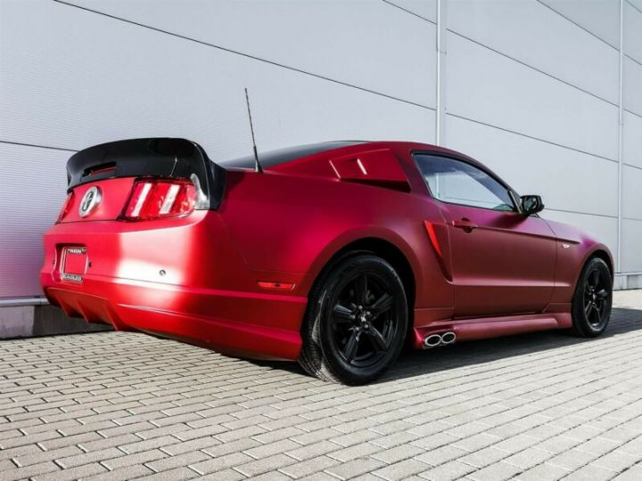 Ford Mustang Fastback 3.7l V6 BVA ROUGE - 17
