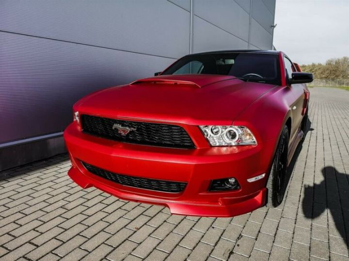 Ford Mustang Fastback 3.7l V6 BVA ROUGE - 18