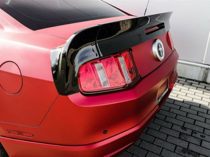 Ford Mustang Fastback 3.7l V6 BVA ROUGE - 23