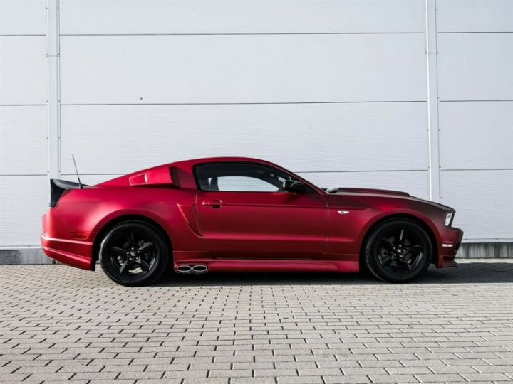 Ford Mustang Fastback 3.7l V6 BVA ROUGE - 30