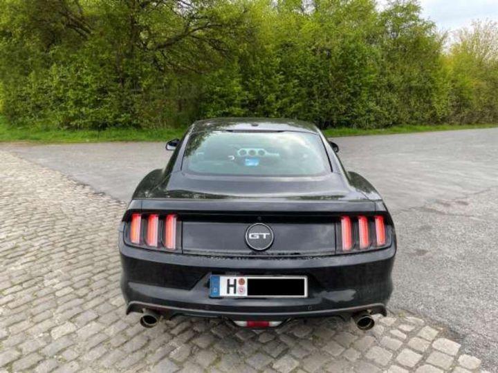 Ford Mustang  Fastback VI 5.0 V8 421ch GT BVA6 Garantie & Livrée Noir Métal - 7