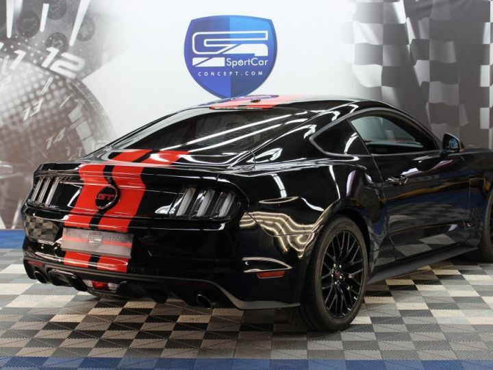Ford Mustang Ford Mustang fastback 5.0 V8 / 11000 kms / Pack Prenium / Pack Hif Shaker / CAMERA BLACK SHADOW Occasion - 4