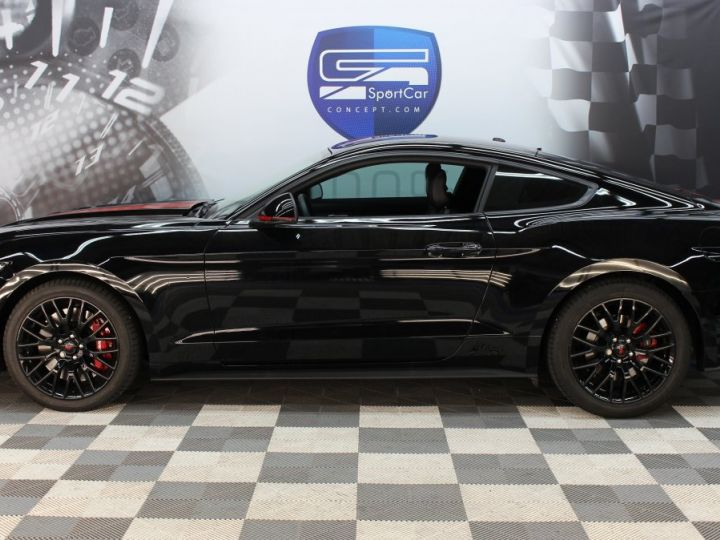 Ford Mustang Ford Mustang fastback 5.0 V8 / 11000 kms / Pack Prenium / Pack Hif Shaker / CAMERA BLACK SHADOW Occasion - 5