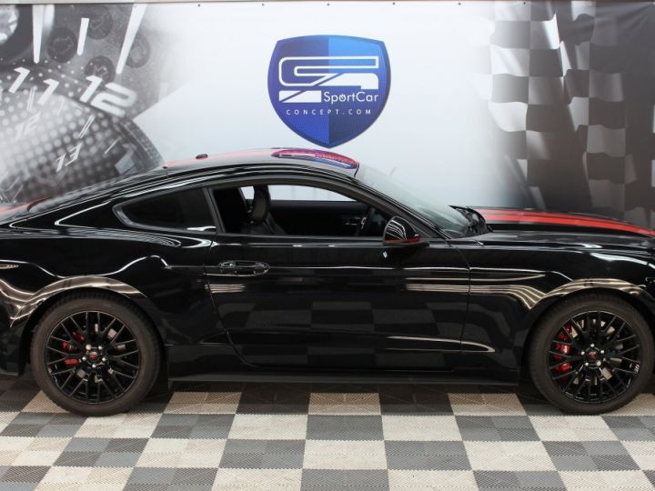 Ford Mustang Ford Mustang fastback 5.0 V8 / 11000 kms / Pack Prenium / Pack Hif Shaker / CAMERA BLACK SHADOW Occasion - 6