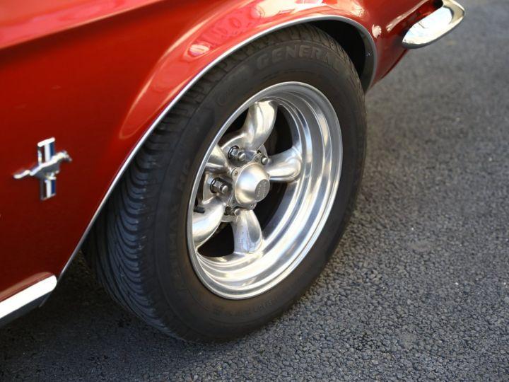 Ford Mustang FORD MUSTANG HARD TOP 1967 / MOTEUR 302 CI / BVA / ECHAPPEMENT SPORT / ENTRETENUE Bordeaux - 11