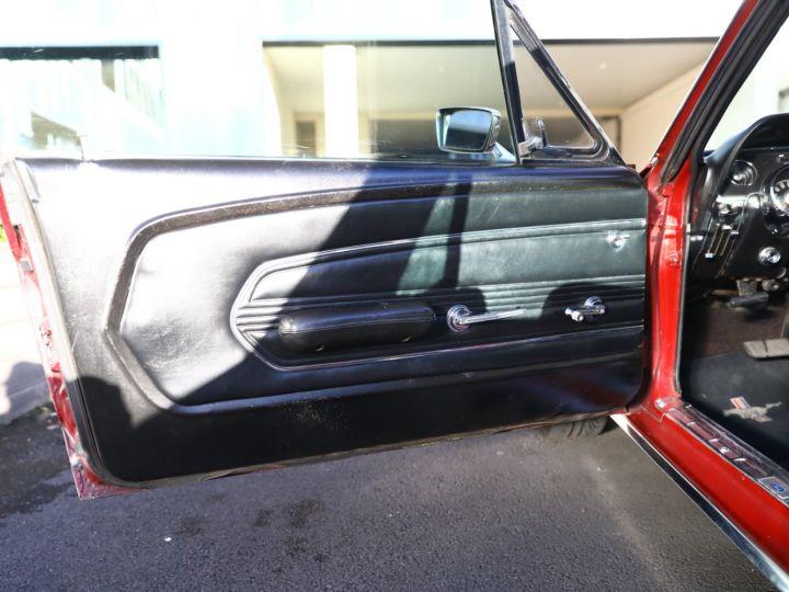 Ford Mustang FORD MUSTANG HARD TOP 1967 / MOTEUR 302 CI / BVA / ECHAPPEMENT SPORT / ENTRETENUE Bordeaux - 24