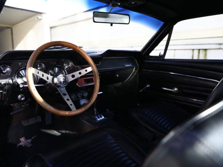 Ford Mustang FORD MUSTANG HARD TOP 1967 / MOTEUR 302 CI / BVA / ECHAPPEMENT SPORT / ENTRETENUE Bordeaux - 25