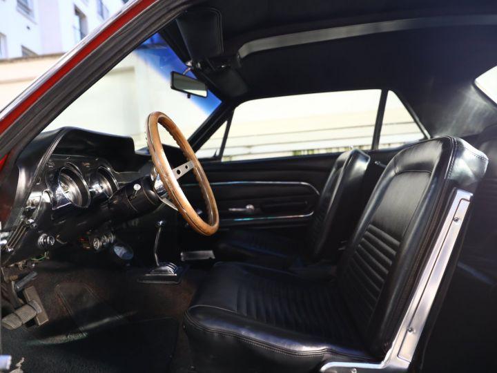 Ford Mustang FORD MUSTANG HARD TOP 1967 / MOTEUR 302 CI / BVA / ECHAPPEMENT SPORT / ENTRETENUE Bordeaux - 26