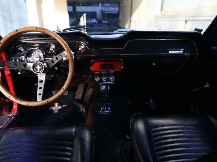 Ford Mustang FORD MUSTANG HARD TOP 1967 / MOTEUR 302 CI / BVA / ECHAPPEMENT SPORT / ENTRETENUE Bordeaux - 32