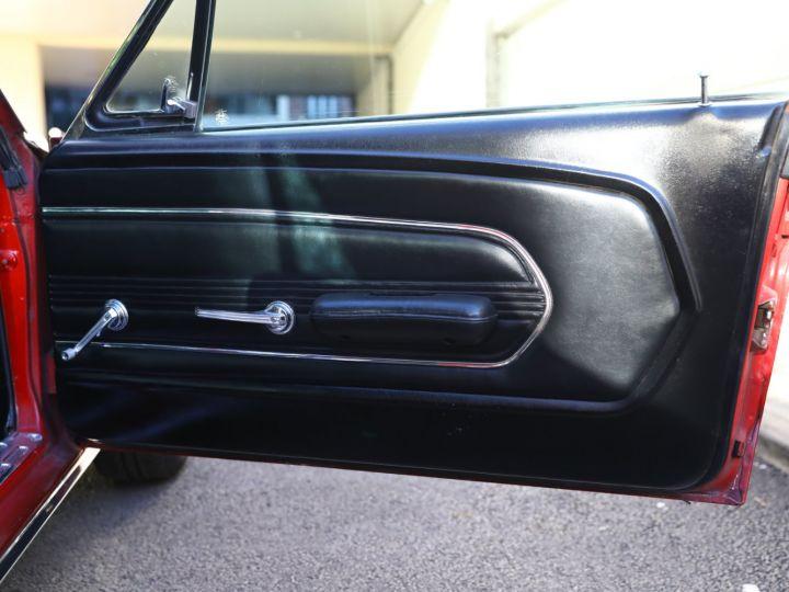 Ford Mustang FORD MUSTANG HARD TOP 1967 / MOTEUR 302 CI / BVA / ECHAPPEMENT SPORT / ENTRETENUE Bordeaux - 35