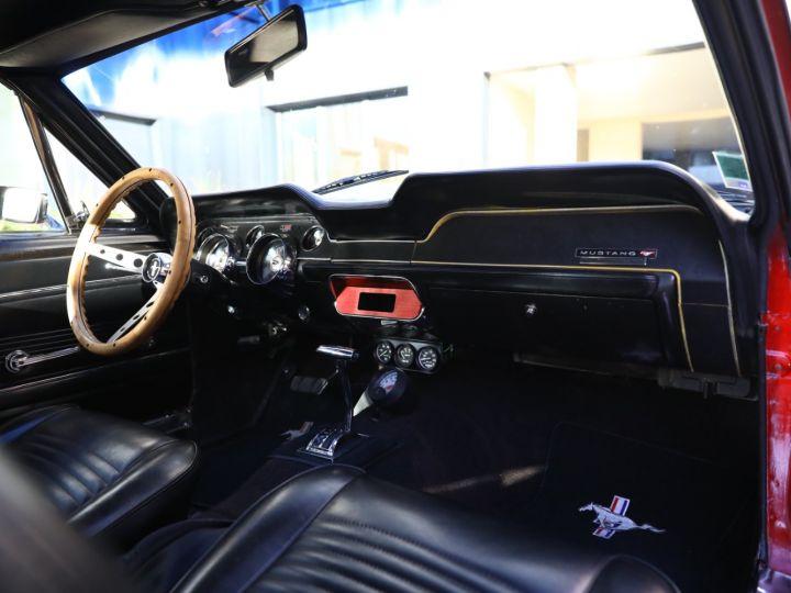 Ford Mustang FORD MUSTANG HARD TOP 1967 / MOTEUR 302 CI / BVA / ECHAPPEMENT SPORT / ENTRETENUE Bordeaux - 36