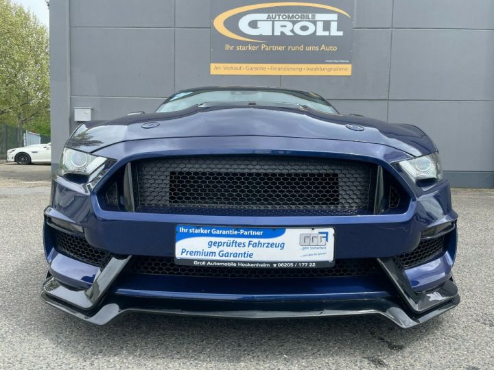 Ford Mustang Ford MUSTANG VI (2) FASTBACK 5.0 V8 450CV GT BVA10 Livraison et Malus Inclus Bleu Métal - 2