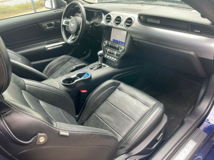 Ford Mustang Ford MUSTANG VI (2) FASTBACK 5.0 V8 450CV GT BVA10 Livraison et Malus Inclus Bleu Métal - 10