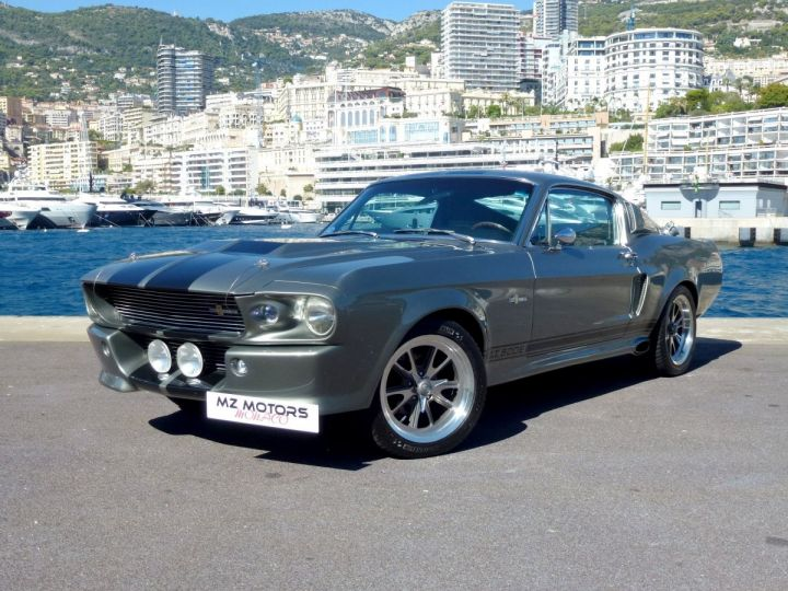 Ford Mustang GT 500 Eleanor Gris Occasion - 1