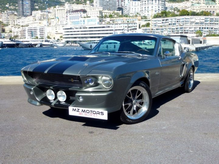 Ford Mustang GT 500 Eleanor Gris Occasion - 2