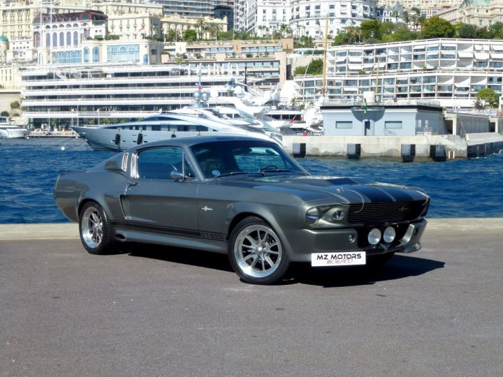 Ford Mustang GT 500 Eleanor Gris Occasion - 7