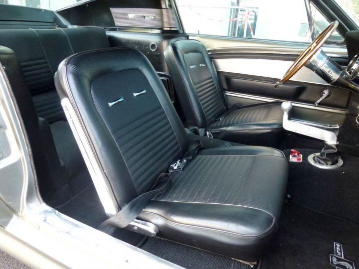 Ford Mustang GT 500 Eleanor 455 cv Gris Vendu - 13