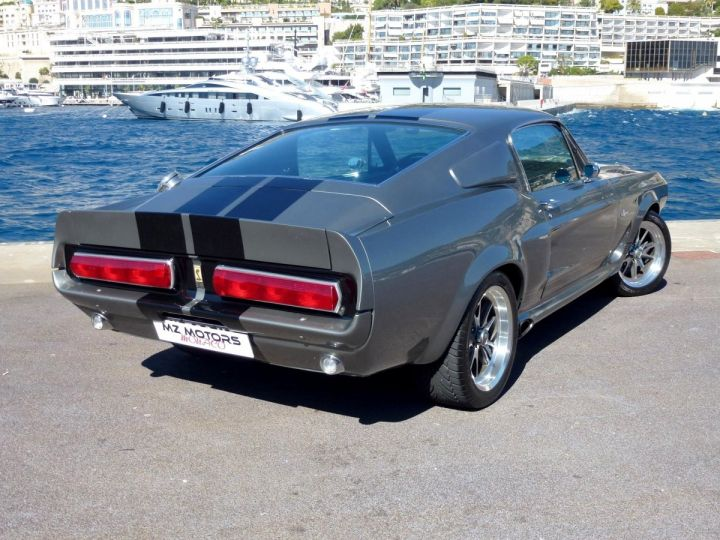 Ford Mustang GT 500 Eleanor 455 cv Gris Vendu - 9
