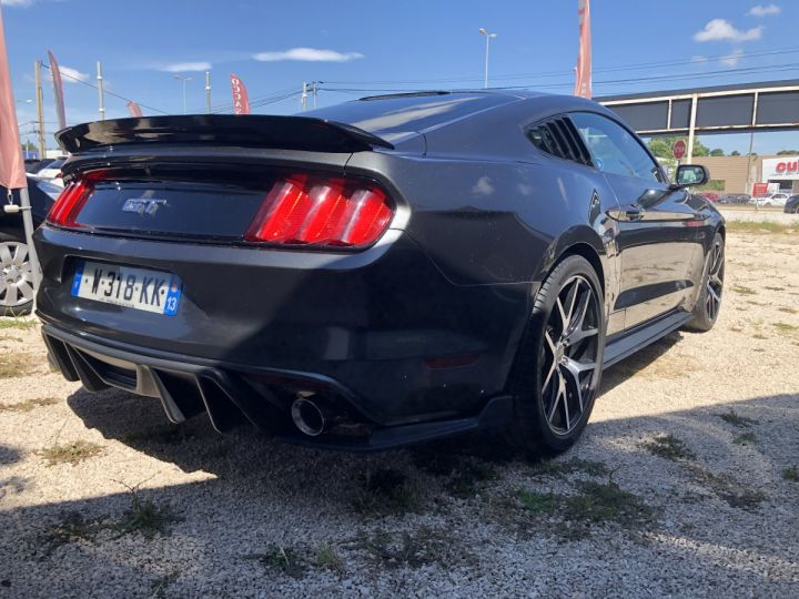Ford Mustang GT PREMIUM 5.0 V8 GRIS FONCE METAL  Occasion - 3