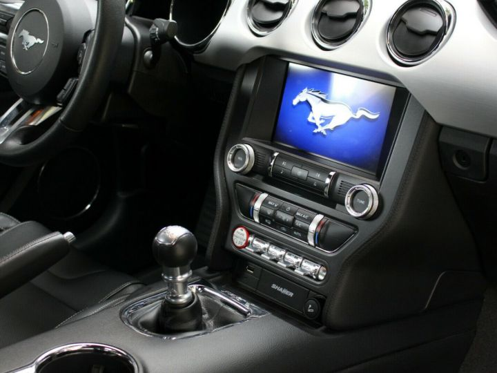 Ford Mustang GT Supercharged Magnetic ride - ROUSH Mustang 670CH 19' Gris Argent Clair - 10
