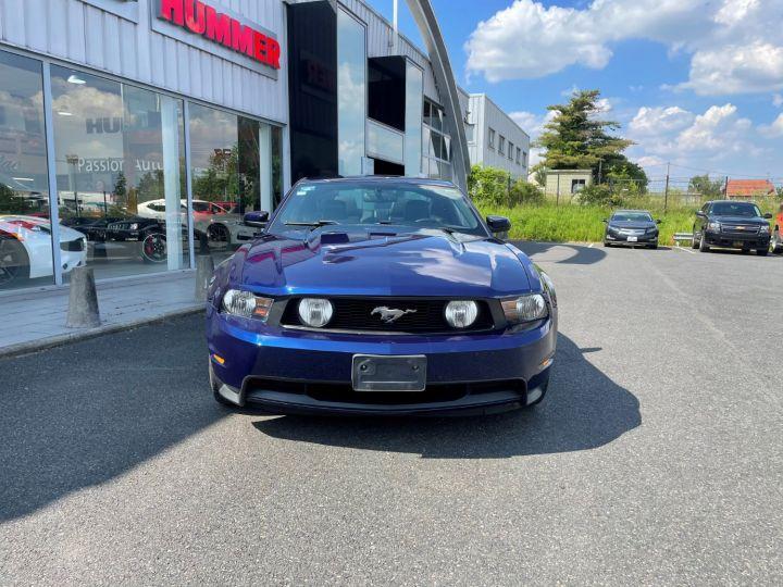 Ford Mustang GT V8 5.0L Bleu - 2