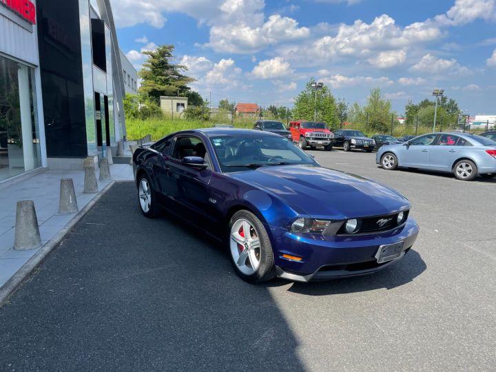 Ford Mustang GT V8 5.0L Bleu - 3