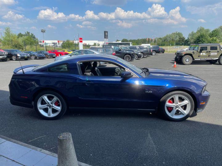 Ford Mustang GT V8 5.0L Bleu - 4