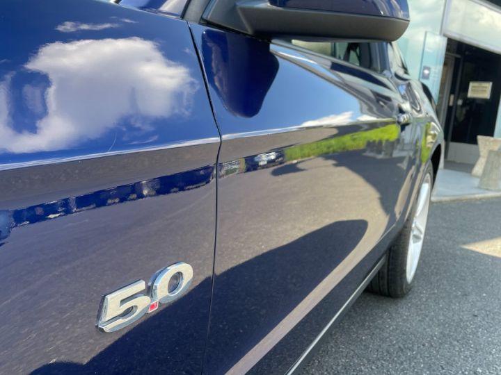 Ford Mustang GT V8 5.0L Bleu - 9